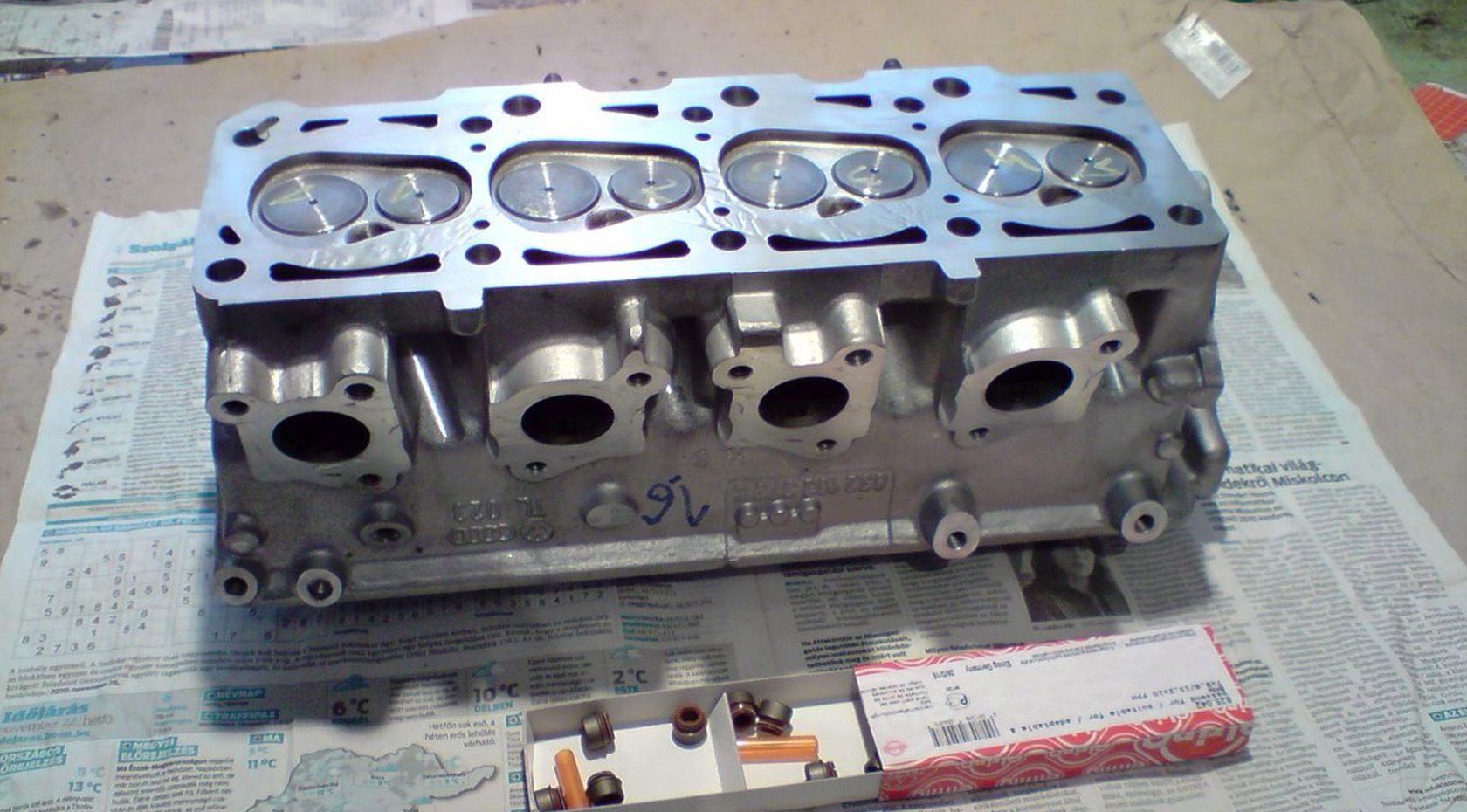 Motor felújítás